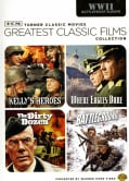 TCM Greatest Classic Films: World War II- Battlefront Europe (DVD)