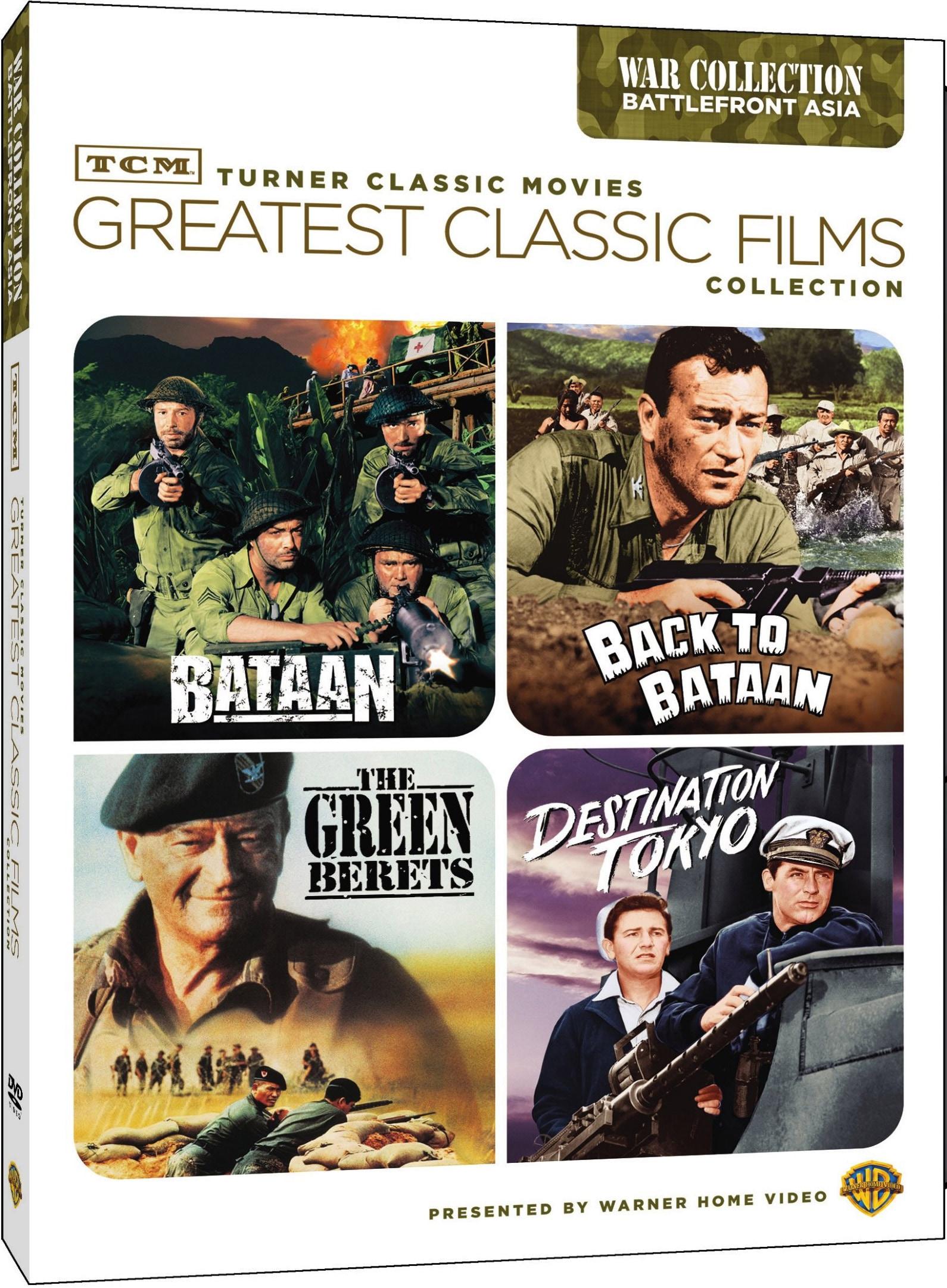 TCM Greatest Classic Films: World War II - Battlefront Asia (DVD)