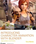 Introducing Character Animation with Blender (Paperback)
