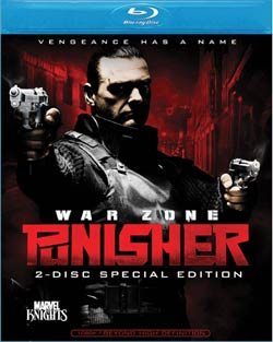 Punisher: War Zone (Special Edition) (Blu-ray Disc)