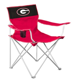 Georgia 'Bulldogs' Folding Tailgate Chair