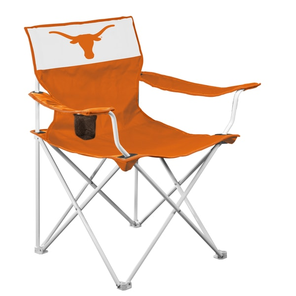 University of Texas 'Longhorns' Folding Tailgate Chair