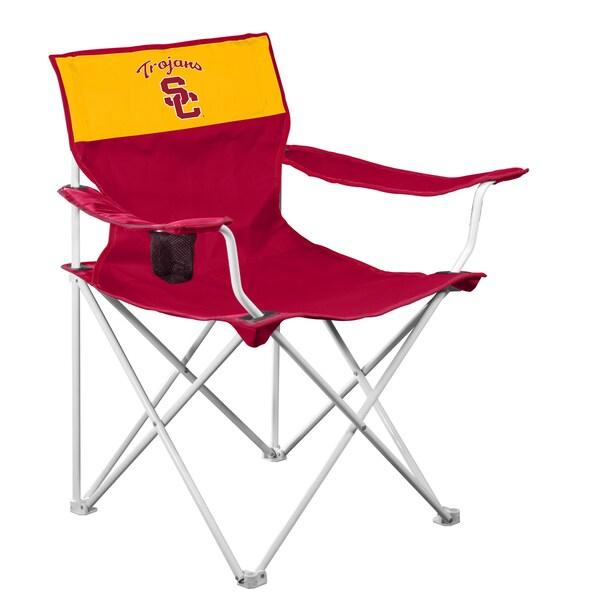 University of Southern California 'Trojans' Folding Tailgate Chair