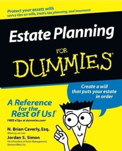 Estate Planning for Dummies (Paperback)