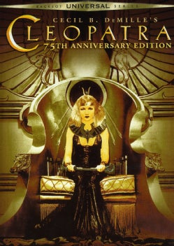Cleopatra 75th Anniversary Edition (DVD)
