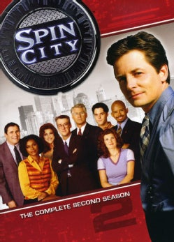Spin City: Season Two (DVD)