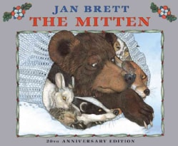 The Mitten: A Ukrainian Folktale (Hardcover)