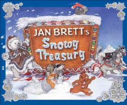 Jan Brett's Snowy Treasury (Hardcover)