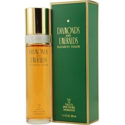 Diamonds and Emeralds Eau de Toilette Spray 3.3-ounce