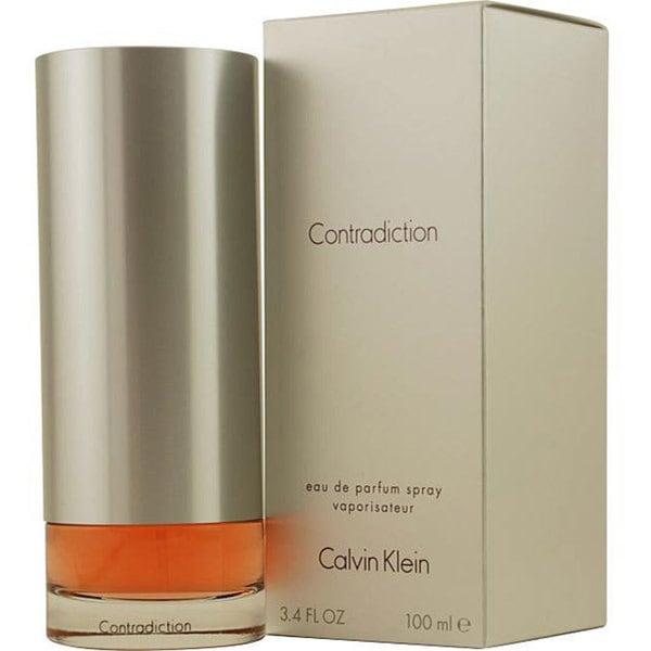 Calvin Klein Contradiction 3.4-ounce Eau de Parfum Spray