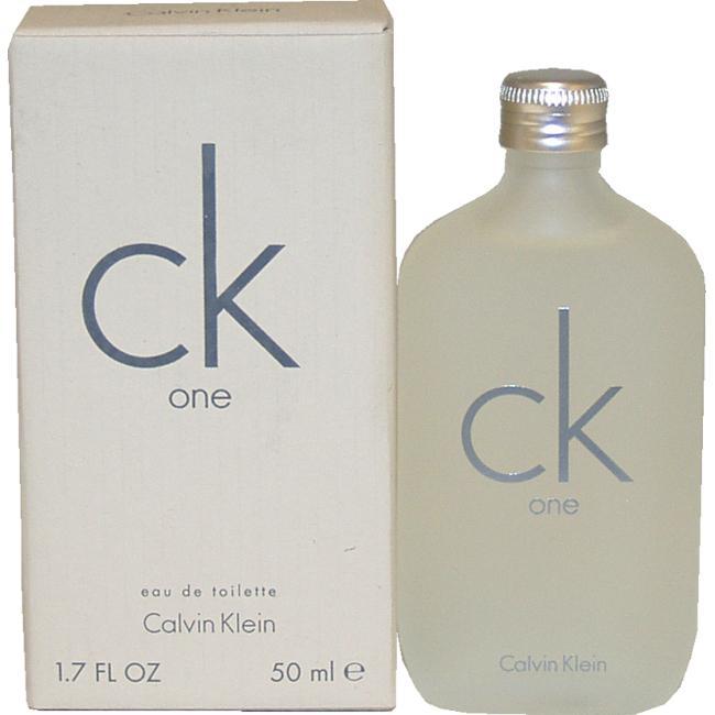 Calvin Klein CK One by Calvin Klein Men's 1.7-ounce Cologne Spray at Sears.com
