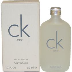 CK One by Calvin Klein Men's 1.7-ounce Cologne Spray