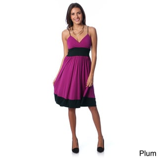 Evanese Women's Jersey Cocktail Dress