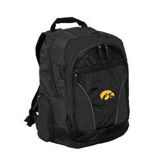 Iowa 'Hawkeyes' 17 Inch Laptop Backpack