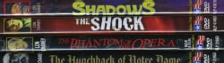 Chaney Collection (Phantom of The Opera/Hunchback of Notre Dame/Shadows/The Shock) (DVD)