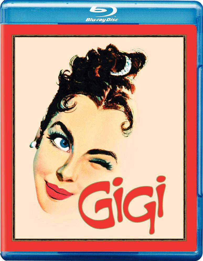 Gigi (Blu-ray Disc)