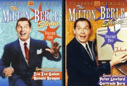 Milton Berle TV Show: Vol. 1 & 2 (DVD)