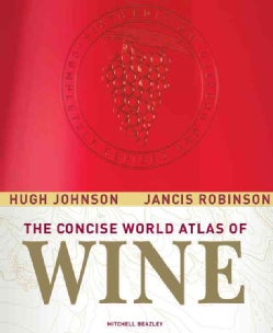 The Concise World Atlas of Wine (Paperback)