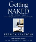 Getting Naked (CD-Audio)