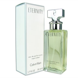 Calvin Klein Eternity Women's 1.7-ounce Eau de Parfum Spray