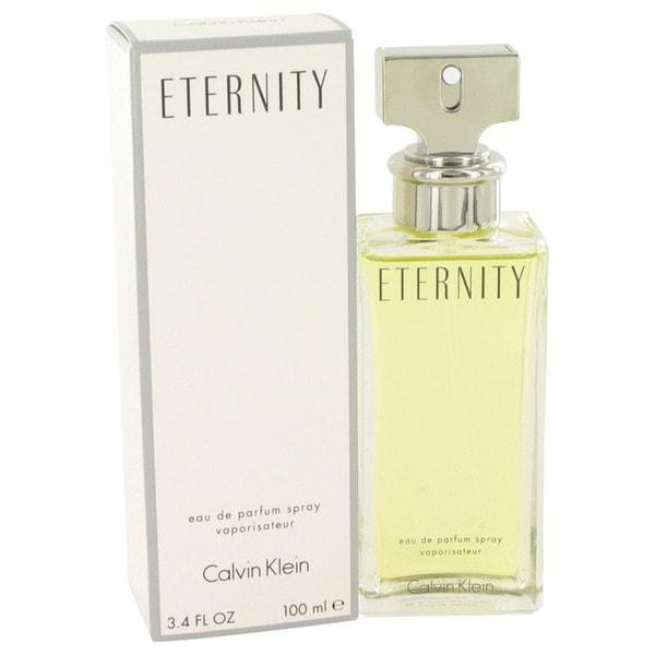 Calvin Klein Eternity Women's 3.4-ounce Eau de Parfum Spray
