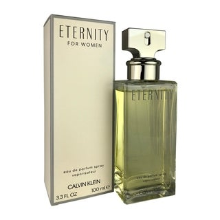 Calvin Klein Eternity Women's 3.4-ounce Eau de Parfum Spray