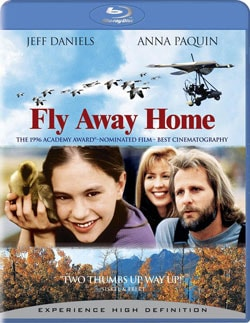 Fly Away Home (Blu-ray Disc)