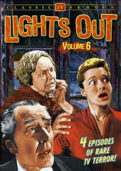 Lights Out Vol 6 (DVD)