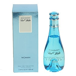 Davidoff 'Cool Water' Women's 3.4-ounce Eau de Toilette Spray