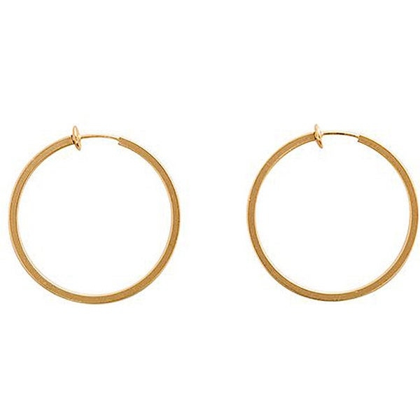 NEXTE Jewelry Square Wire 'Cheater' Earrings