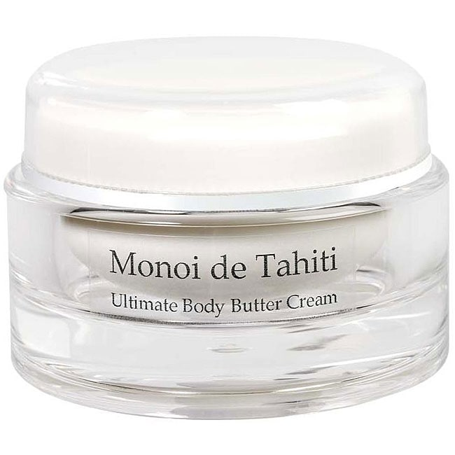 Luxuriant Monoi De Tahiti Anti-aging Body Butter
