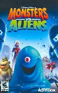 PSP - Monsters vs. Aliens