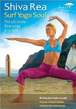 Shiva Rea: Surf Yoga Soul (DVD)
