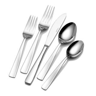 International Silver Satin Danford 53-piece Flatware Set | Overstock.
