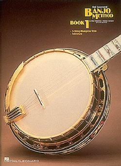 Banjo Method: For 5-string Banjo (Paperback)