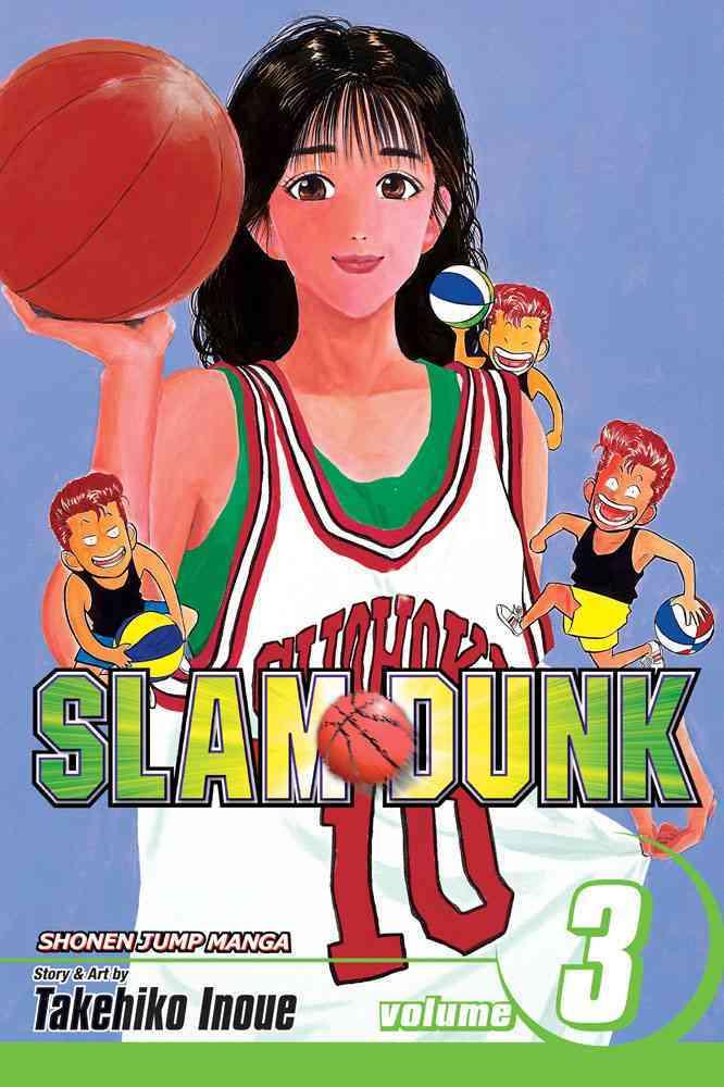 Slam Dunk 3 (Paperback)