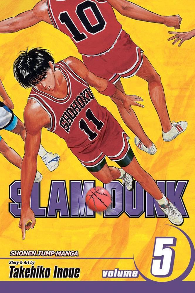 Slam Dunk 5 (Paperback)