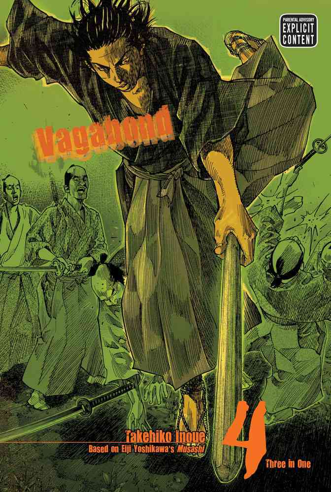 Vagabond 4: Infinite Universe VIZBIG Edition (Paperback)