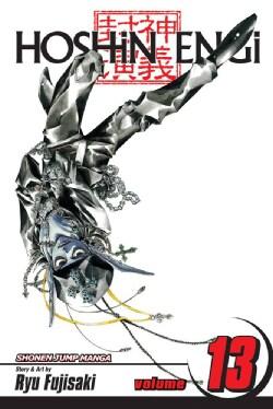Hoshin Engi 13: The Sennin World War (Paperback)