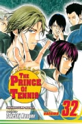 The Prince of Tennis 32: Two of a Cunning Kind (Paperback)