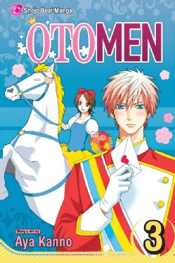 Otomen 3 (Paperback)
