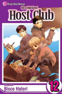 Ouran High School Host Club 12 (Paperback)
