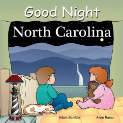 Good Night North Carolina (Board book)