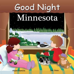 Good Night Minnesota (Board book)