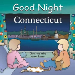 Good Night Connecticut (Board book)