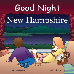 Good Night New Hampshire (Board book)