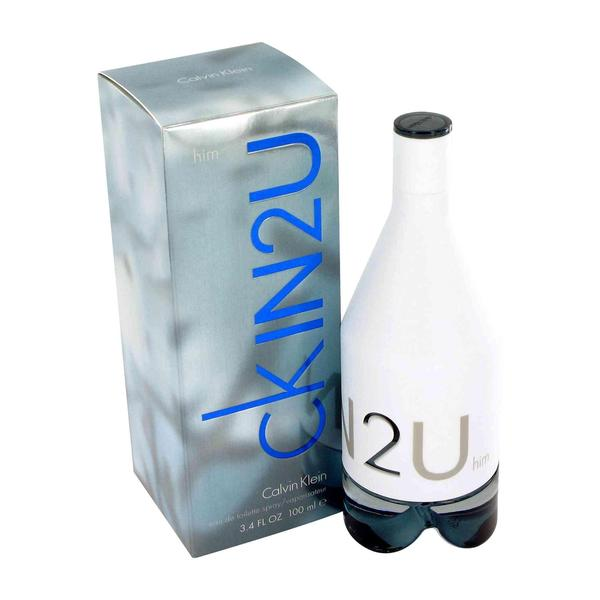 Calvin Klein CK IN2U Him 1.7-ounce Eau de Toilette Spray