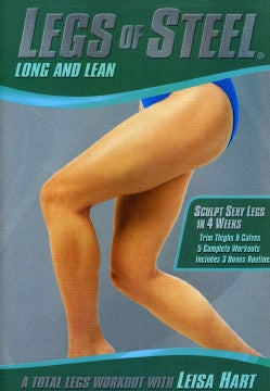 Legs of Steel: Long and Lean (DVD)