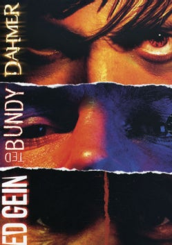 Ted Bundy/Dahmer/Ed Gein (DVD)