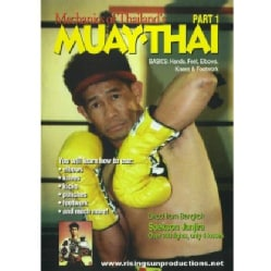 Mechanics of Thailand's Muay-Thai Basics: Part 1 (DVD)